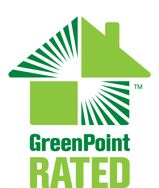 GreenPoint rated logo