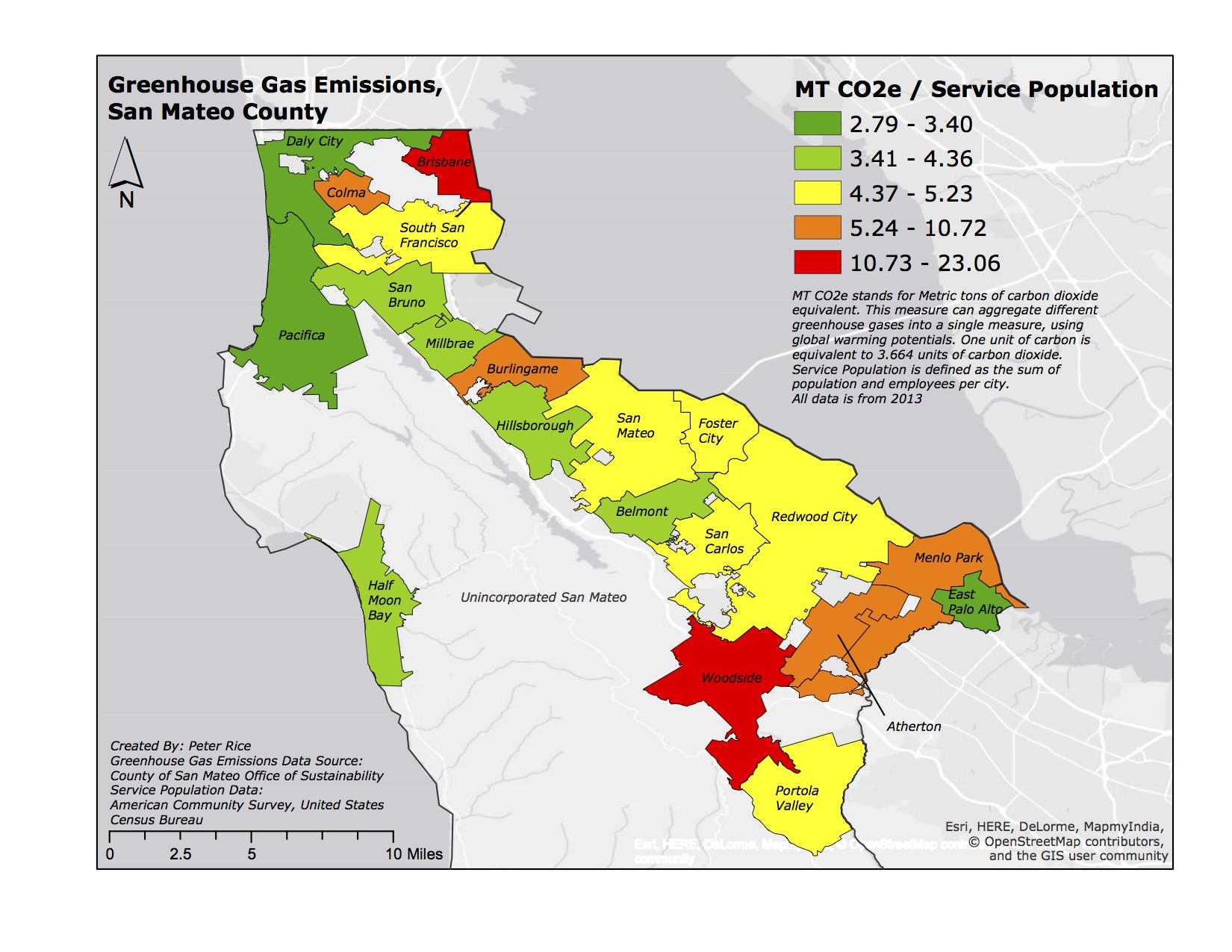 Maps Project with San Jose State University | SSMC