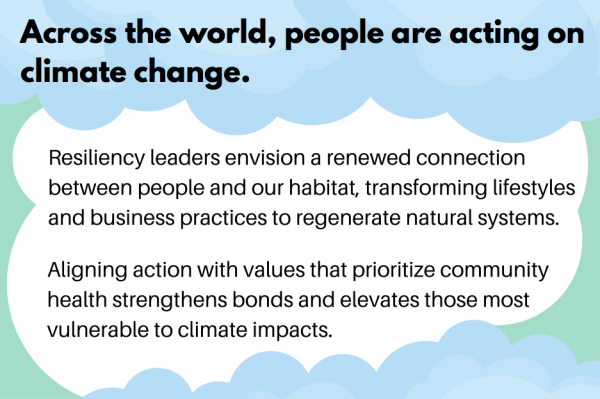 Climate Vision Statement